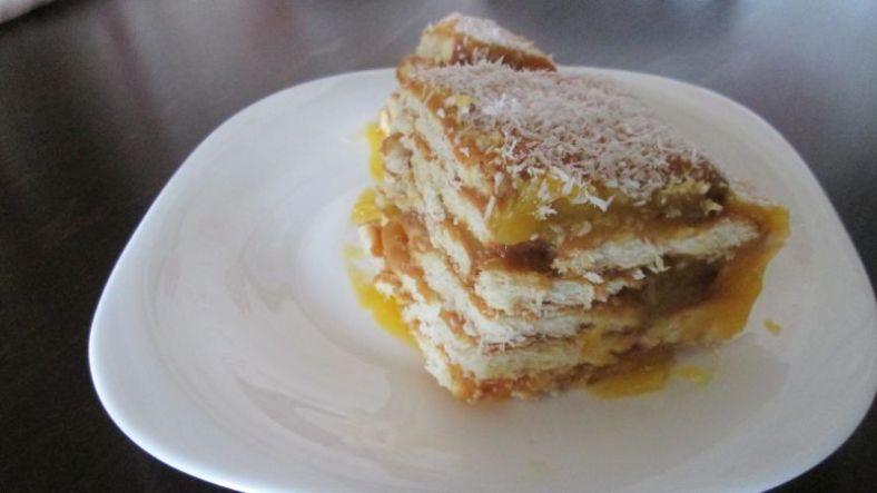 3 - торта с крем от тиква