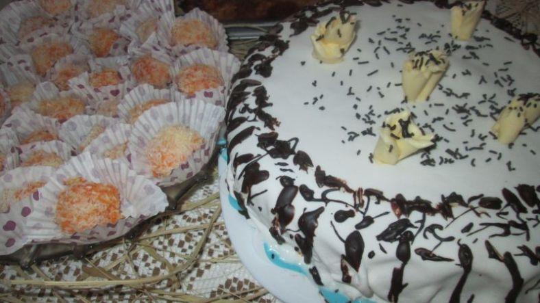 4- торта за рожден ден