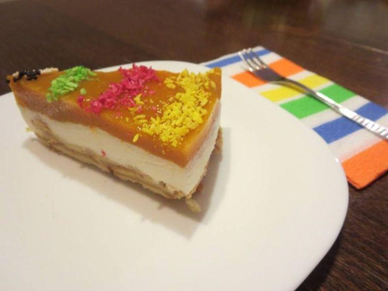 0 - торта с сметанов крем