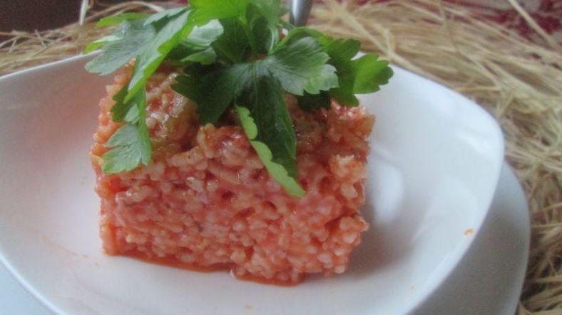2 - домати с ориз