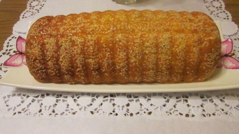 2 - солен кекс