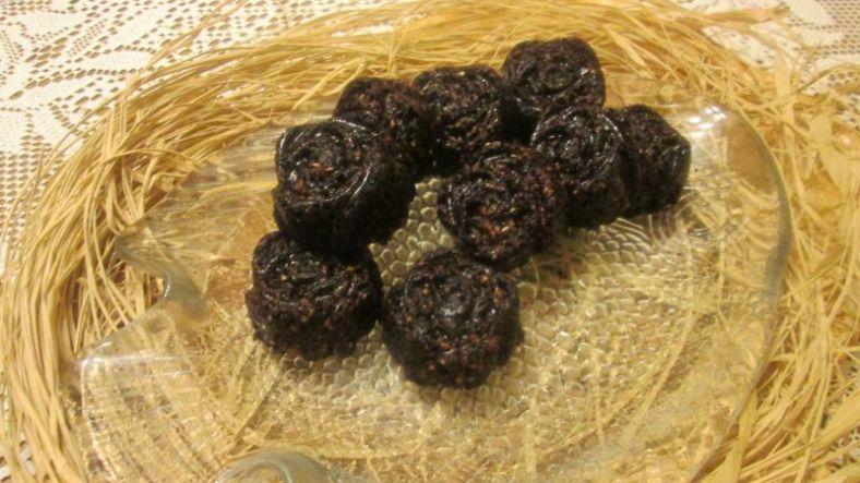 4 - сладки от брашно рошков