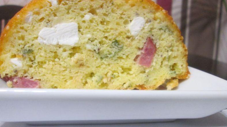 4 - солен кекс