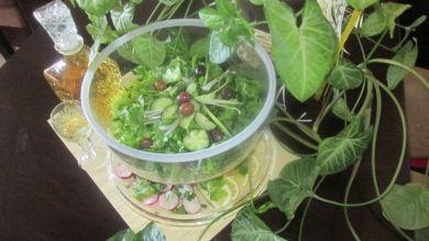 1 - зелена салата