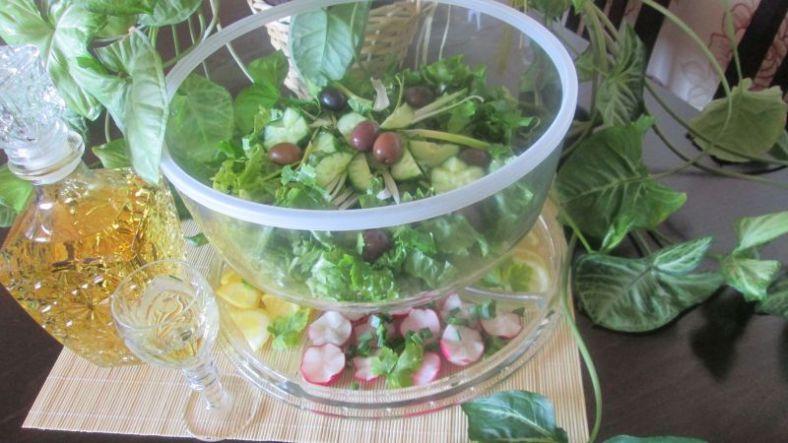 2 - зелена салата