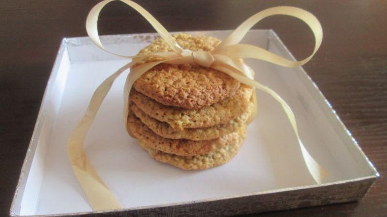 2 - овесени бисквити