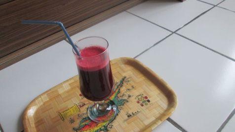 3 - пречистваща напитка