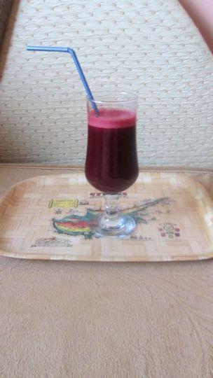 4 - пречистваща напитка
